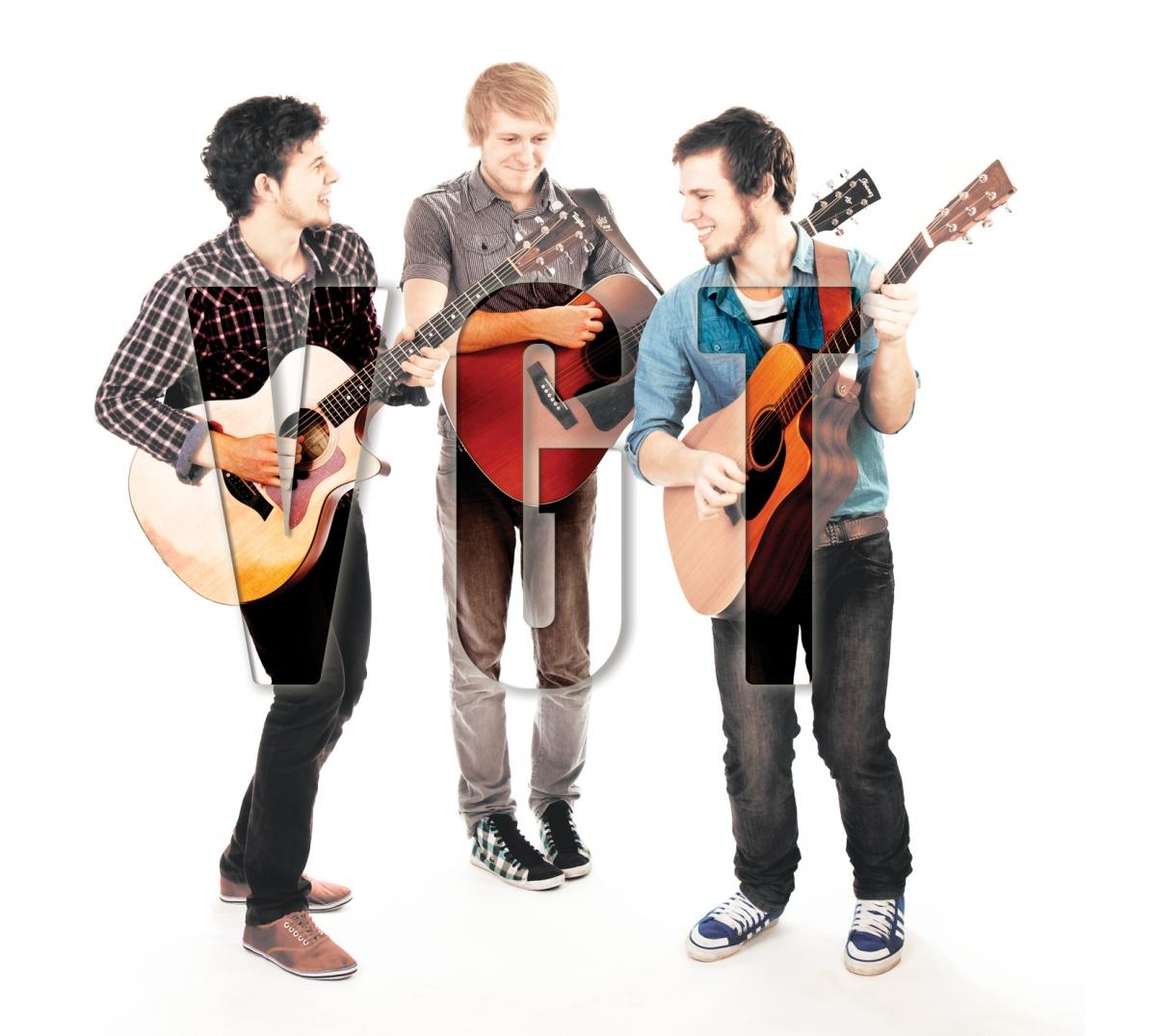 """Viljandi Guitar Trio - """"VGT"""" (2011)"""