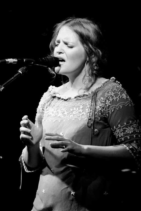 Hedvig @JazzBaltica Salzau 2004